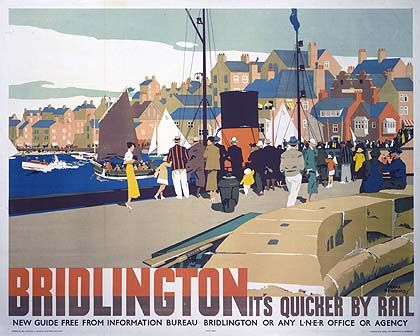 Vintage posters from the National Railway Museum tell the story of ...
