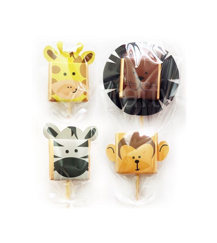Cuando nazca tu bebé, regálale a las personas que van a conocerl@ estas piruletas de chocolate que son súper originales. También las personalizamos con lo que quieras! www.beekrafty.com #beekrafty #pasionporcrear