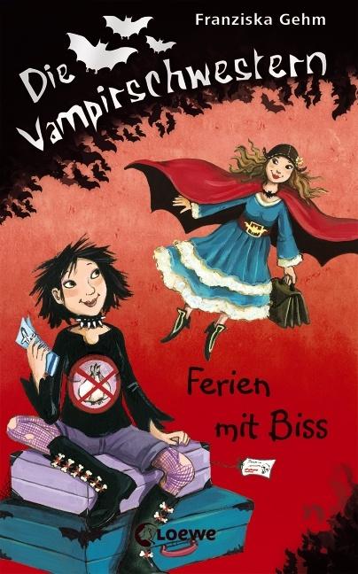 Die Vampirschwestern, Band 5  » Ferien mit Biss «
