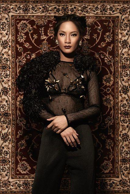 4 Visual Tebaru Tara Basro Dalam Bidikan Fotografer Advan Matthew   Style.com Indonesia