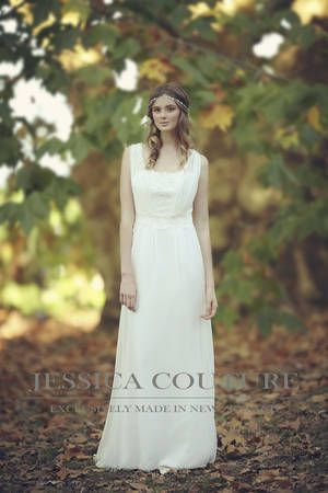 Bella - Jessica Couture, exclusively designed and made in New Zealand