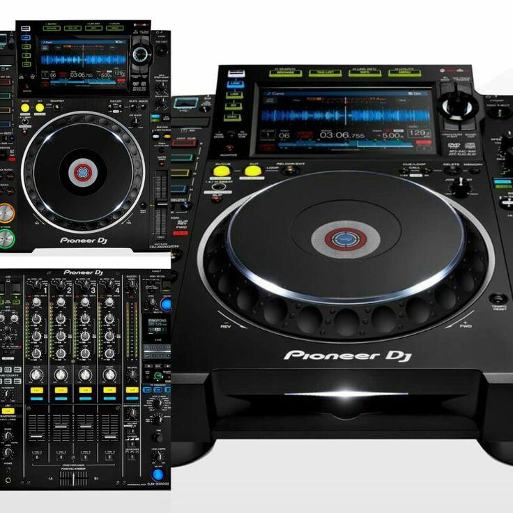 Pioneer CDJ 2000 NXS2 & DJM 900 NXS2 disponibili da Febbraio su www.beatself.it
