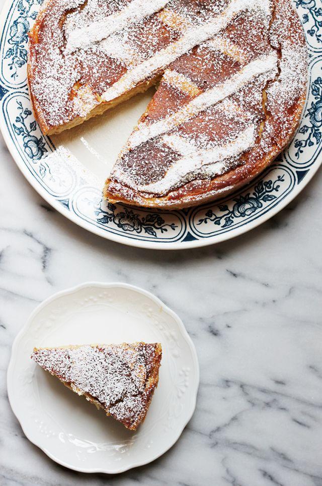 Emiko Davies' Pastiera Napoletana (Easter dessert)