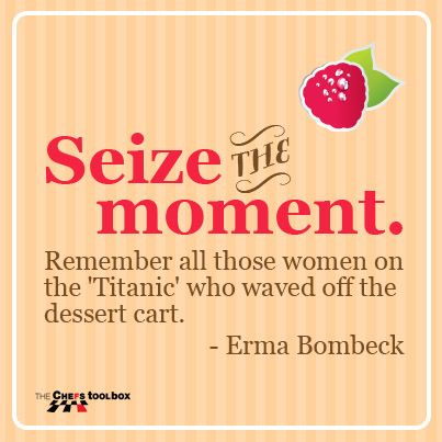 Emma Bombeck #chefstoolbox