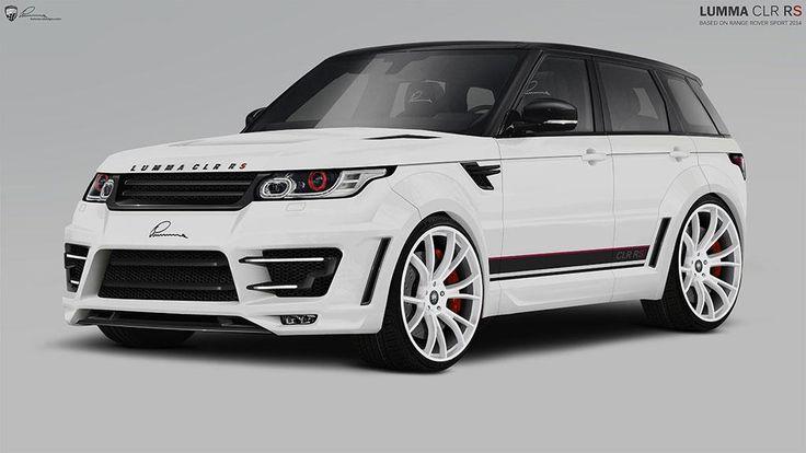 range rover sport    ... range rover sport by lumma design from story 2014 range rover sport by