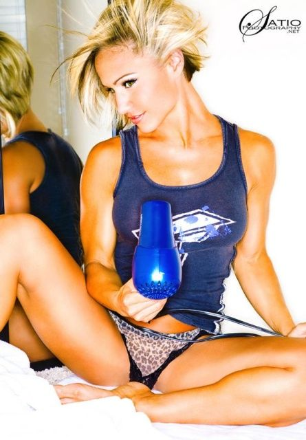 And have Jamie eason long hair assured, what