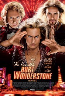 When a street magician's stunt begins to make their show look stale, superstar magicians Burt Wonderstone and Anton Marvelton look to salvage on their act - and their friendship - by staging their own daring stunt.