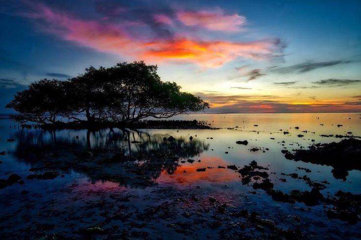 Foto Wisata Pantai gili trawangan di Lombok
