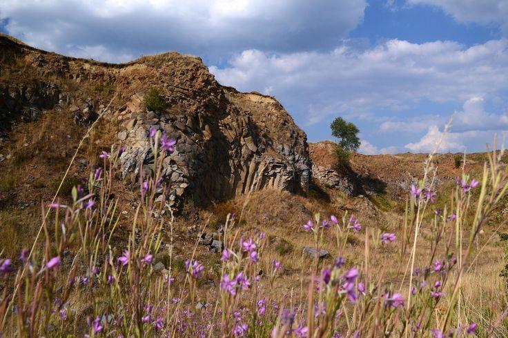 Coloanele de bazalt dela Racos by ion relu - Summer in Romania Photo Contest