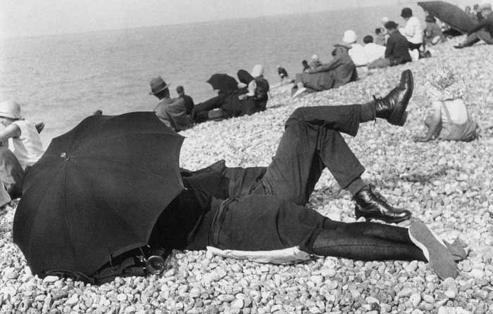 Henri Cartier-Bresson  (August 22, 1908 – August 3, 2004)
