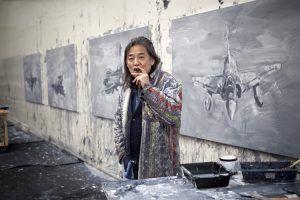 Le cigare de Yan Pei- Ming : « partager du temps avec moi-même » - http://www.nous-sommes-13-millions.com/2016/07/le-cigare-de-yan-pei-ming-partager-du-temps-avec-moi-meme/.
