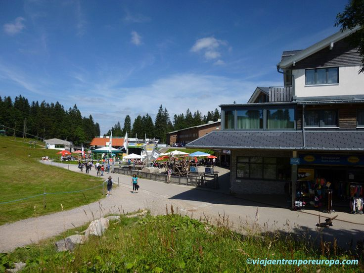 Restaurantes del Feldberg
