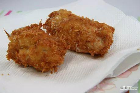 Pollo fritto americano in friggitrice (ricetta 3 di 6)