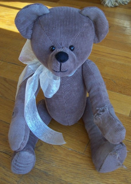 57 Best Memory Bears Images On Pinterest Fabric Dolls