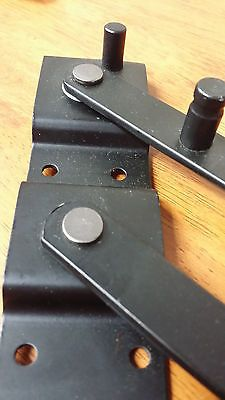 Mesa de café superior de elevación mecanismo Hágalo usted mismo hardware Levante muelle de bisagra de muebles