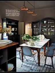 Elle Decoration November 2015 2015Dining Room