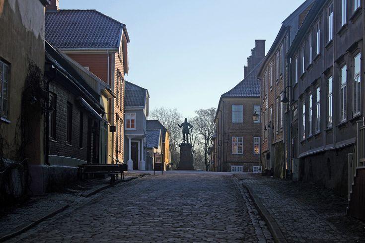 Fredrikstad - Norway (by Ib Aarmo)
