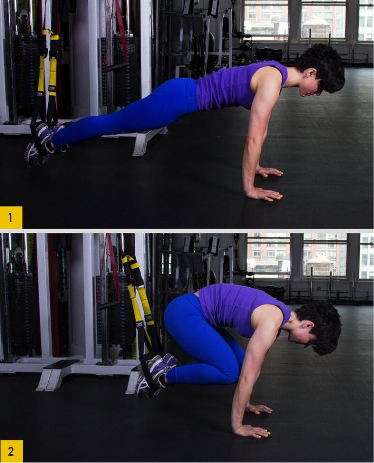 Quer acrescentar algo de novo à sua rotina de exercícios? Uma opção são os exercícios com TRX, que transformam cada exercício em um desafio para o corpo.
