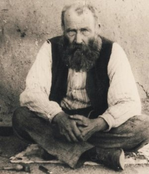 "Nicolaas Pieter Johannes (""Niklaas"" or ""Siener"") Janse van Rensburg: (August 30, 1864 - March 11, 1926) was a Boer from the South African Republic who was considered by some to be a prophet of the Boere. His seemingly accurate predictions of future events were typically wrapped in a patriotic, religious format. During the Boer War he soon acquired a reputation which made him a trusted companion, if not advisor to General de la Rey and President Steyn."
