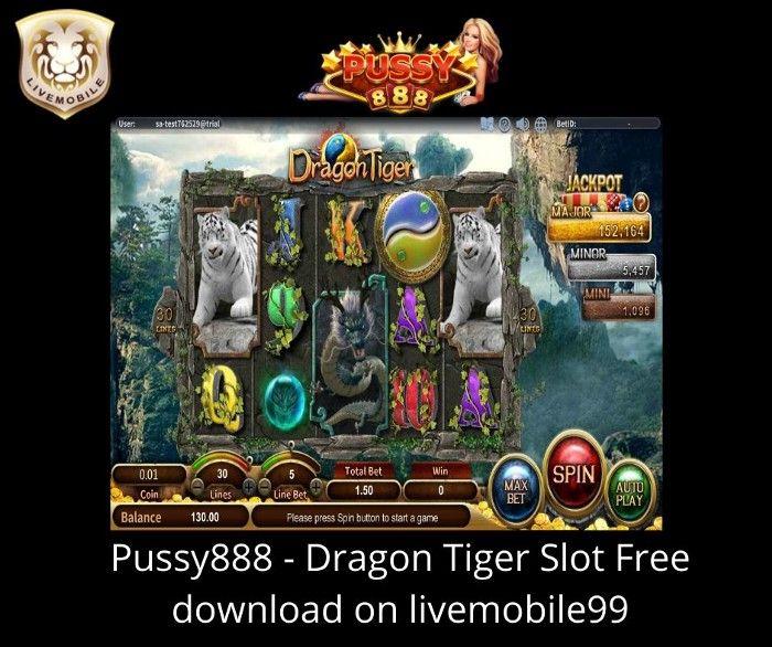 Oriental Tiger Slot Machine