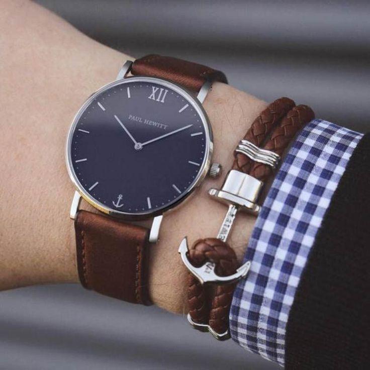 Confira uma série de fotos para te inspirar a usar mais relógios no dia a dia!