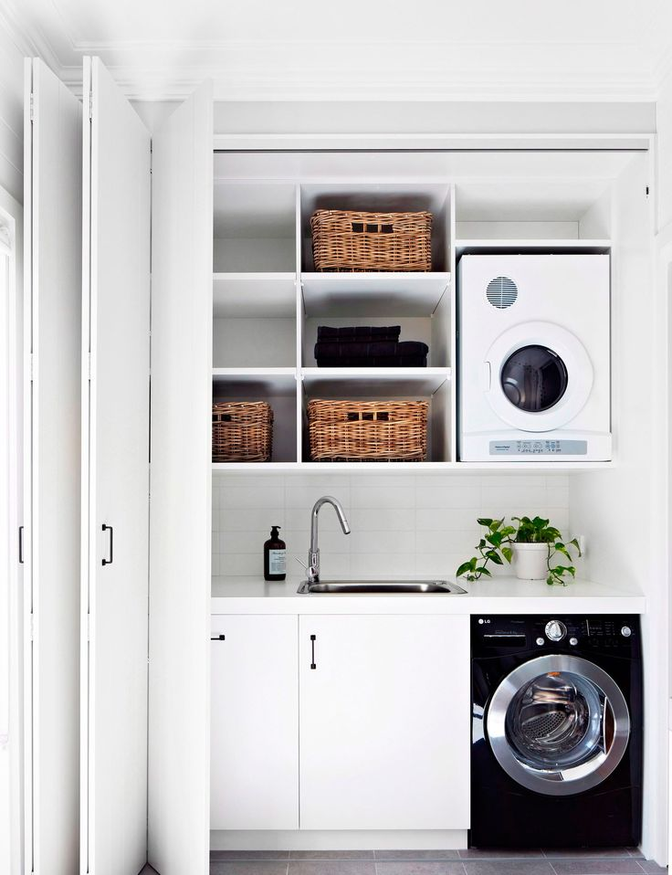 Top tips for creating a laundry that you'll love using