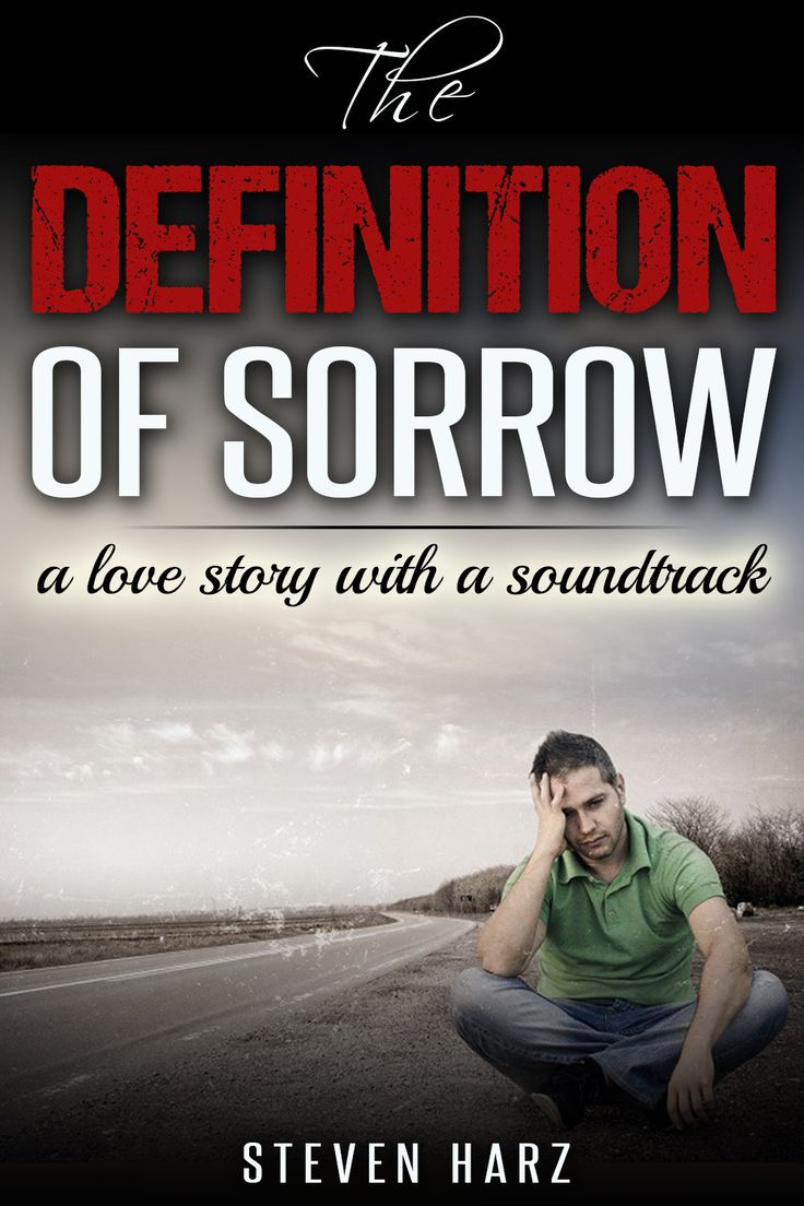 The Definition of Sorrow: a love story with a soundtrack by OctoberRoadPublish on Etsy