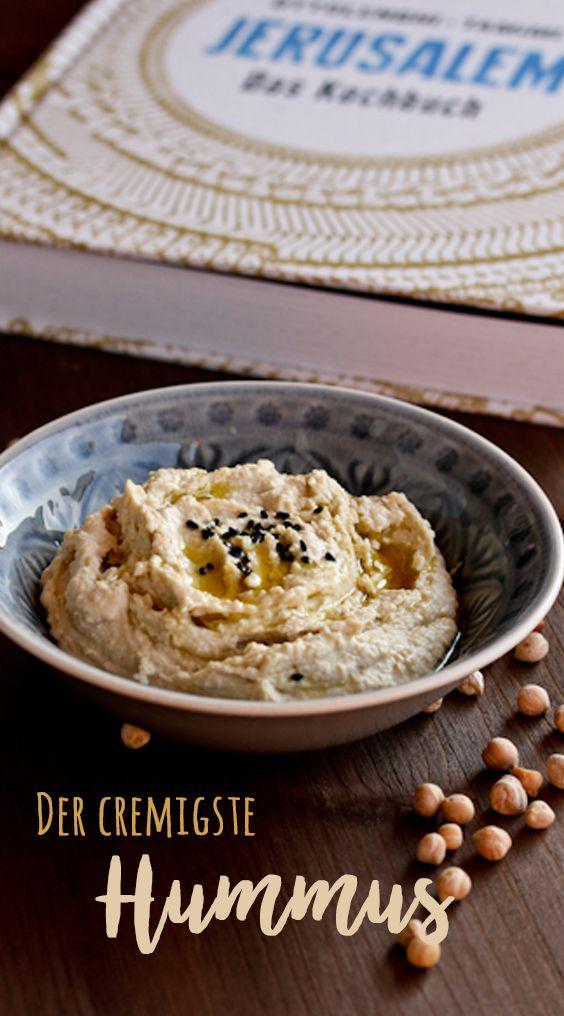 """Der beste Hummus überhaupt, angelehnt an das Rezept von Ottolenghi aus """"Jerusalem"""""""