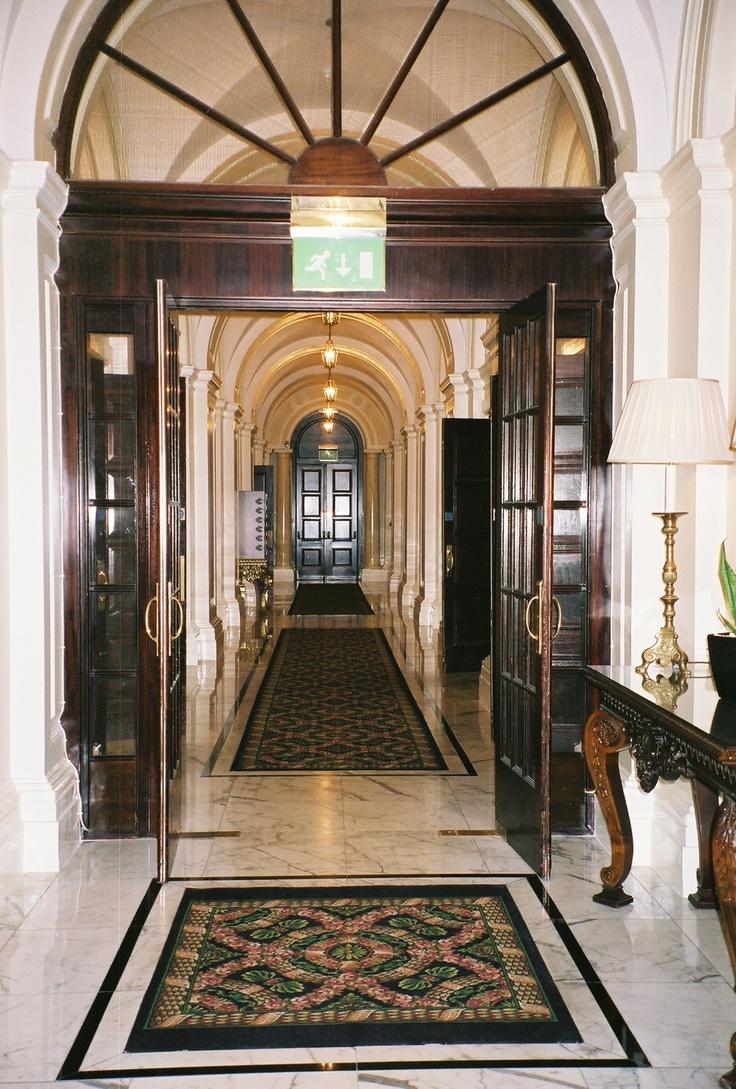 Thistle Hotel, London, England.