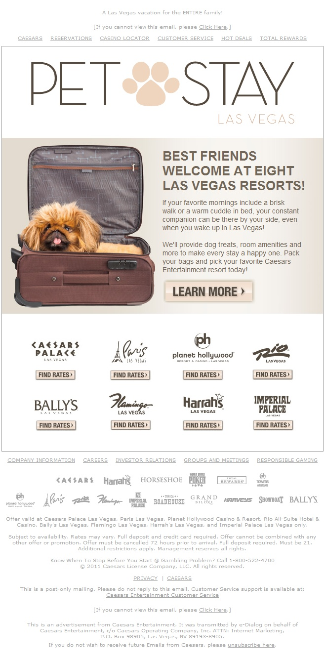 12 best Pet Friendly Las Vegas images on Pinterest | Las vegas, Last ...