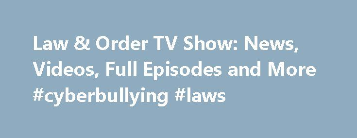 Law & Order TV Show: News, Videos, Full Episodes and More #cyberbullying #laws http://laws.remmont.com/law-order-tv-show-news-videos-full-episodes-and-more-cyberbullying-laws/  #law and order # Law & Order 1990 | TV Show Watchlist Tue Sep 13 6:00pm Aftershock (Season 6, Episode 23) WE The detectives and lawyers are deeply affected after witnessing an execution. Dr. Geller: Len Cariou. Jaime: Jennifer Garner. Cathy: Jennifer Bill. Manny: Bill Otis. Ms. Stadler: Erin Cohen. Kincaid: Jill…