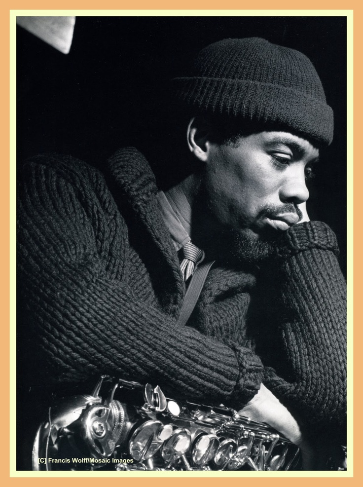 When you hear music, after it's over, it's gone, in the air, you can never capture it again.  -Eric Dolphy