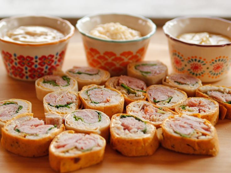 Make-Ahead Sandwich Rolls recipe from Ree Drummond via Food Network