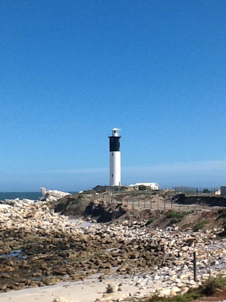 Doringbaai lighthouse, Western Cape.