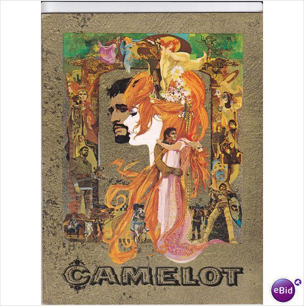 Camelot Souvenir programme sn17 on eBid United Kingdom