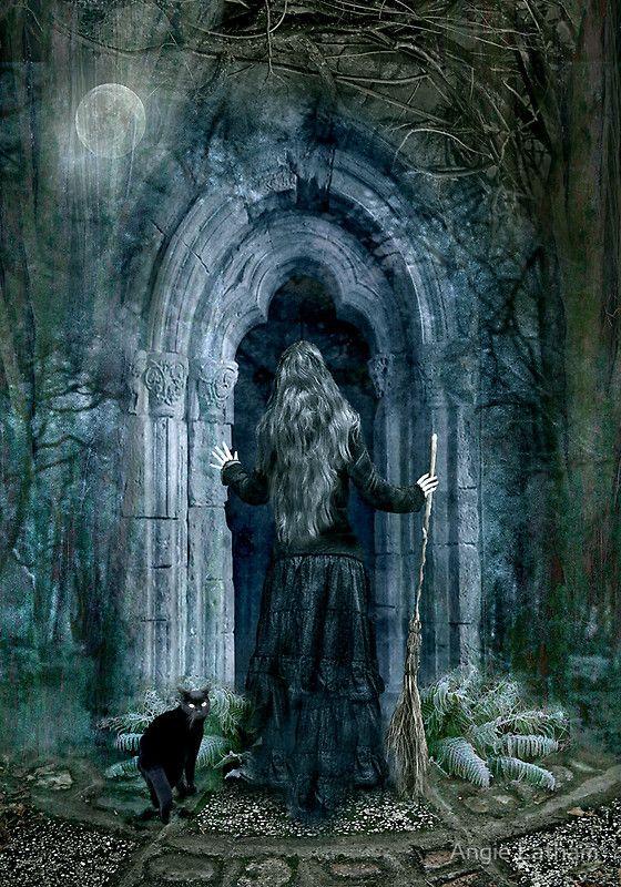 The Magic Door u2022 Angie Latham & 470 best Gothic Beauty ? images on Pinterest   Angeles Beautiful ... pezcame.com