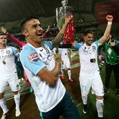 Westfield FFA Cup Final - Melbourne City vs Sydney FC