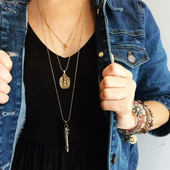 ALEX AND ANI Necklaces |  Expandable neckalces
