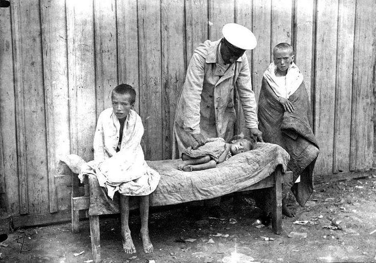 Голод. Сделано в СССР. ГОД 1932.