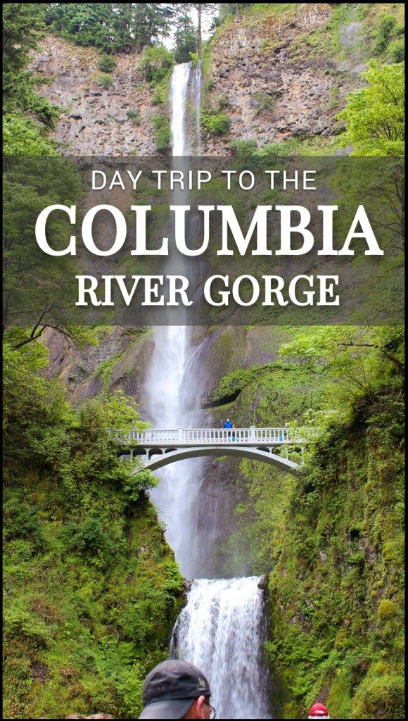 Columbia River Gorge Day Trip