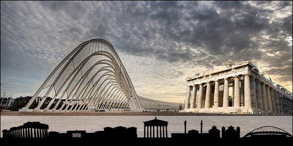 Κτίρια-σύμβολα της Αθήνας