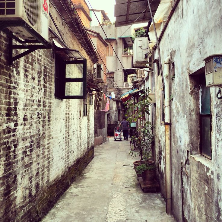 #Guangzhou #china #backstreets