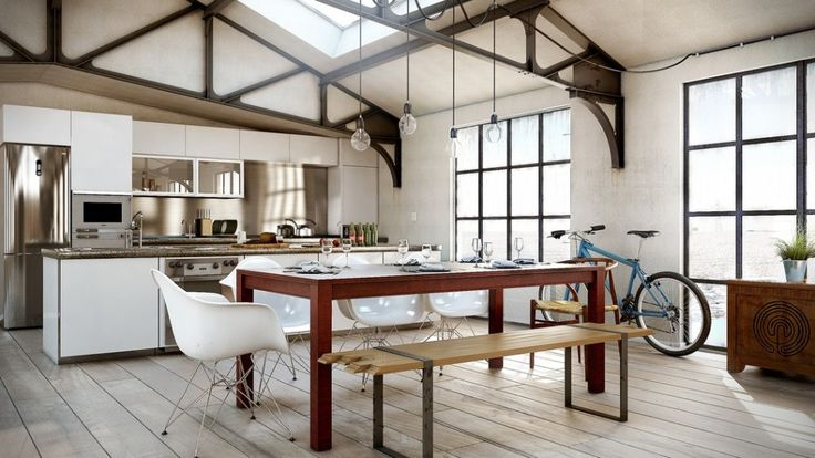 Dining Room Ideas:Wood Domination In Dining Room Is Vintage Theme Design Fresh White Established Dining Spaces