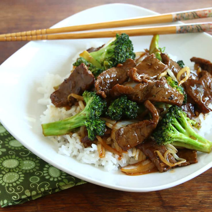 best chinese beef broccoli recipe stir fry asian easy fast
