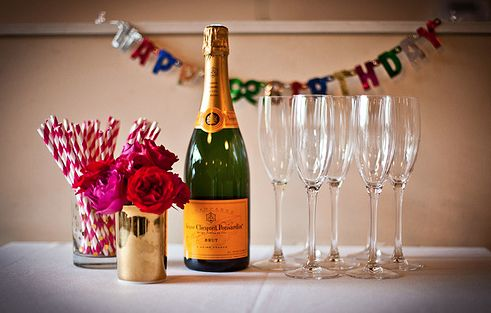Veuve...Happy birthday to me!!! | My Style | Pinterest ...