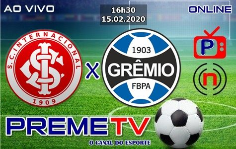 Internacional x Grêmio Ao Vivo em 2020 | Gremio hoje ...