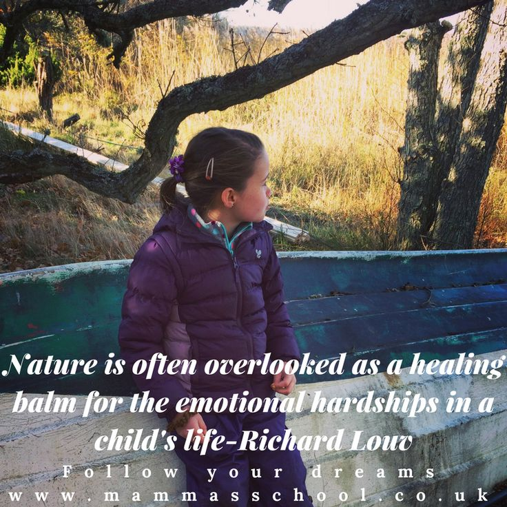 Inspirational quote, healing nature, nature therapy, quotes www.mammasschool.co.uk