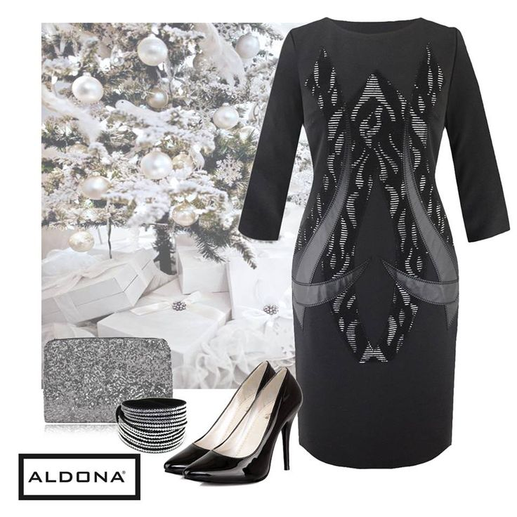 #aldona #fashion #aw2016 #fw2016 #outfit #inspirations #black #dress