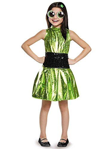 Disguise Buttercup Deluxe Powerpuff Girls Cartoon Network Costume Medium78 ** Read more reviews of the product by visiting the link on the image.