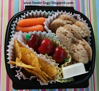 Disposable bento lunch Field Trip
